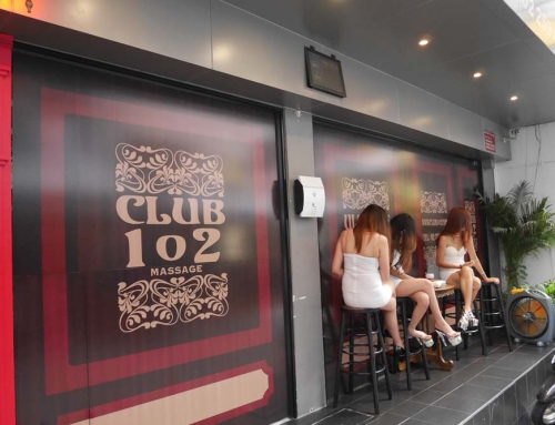 Club 102 Entrance Fr