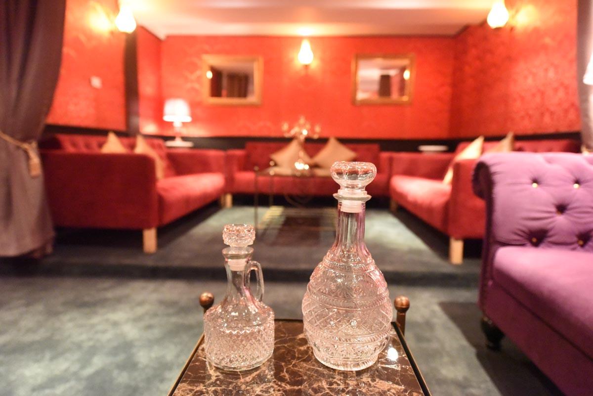 Lounge Area - Club 102